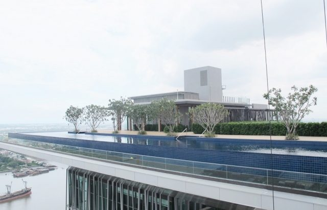 Star View condo swimming pool